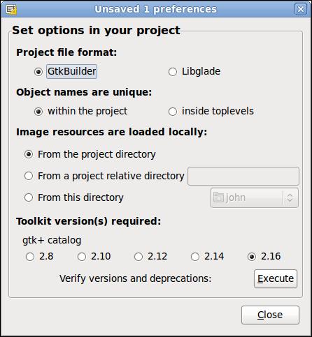 Glade3 Python Gtk Tutorial